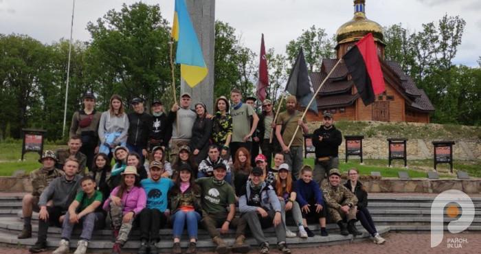 Мандрівний табір «Стежками князів Острозьких» у Гурбах