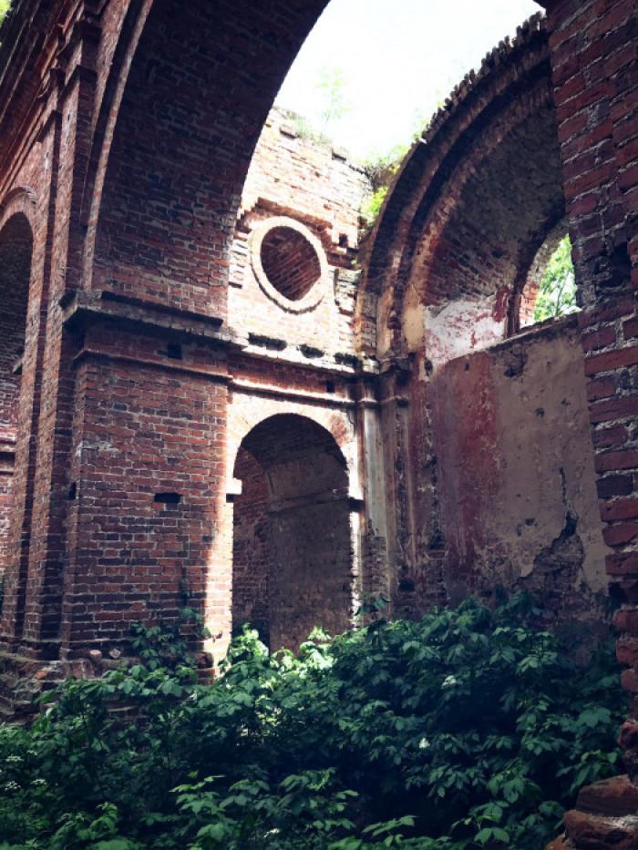 Костел у Кисилині