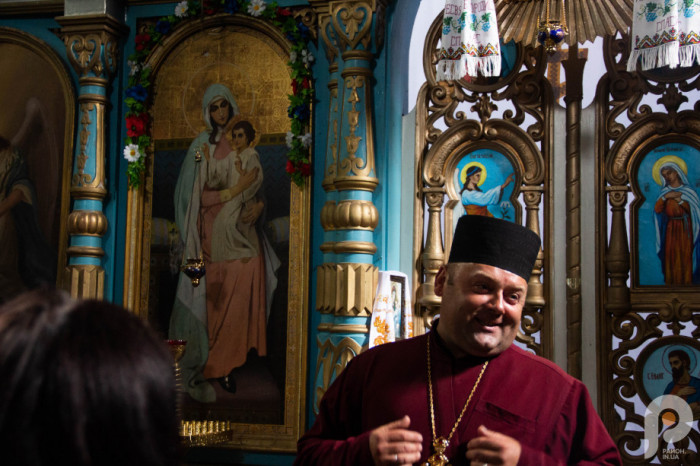 Священник Іван Квік