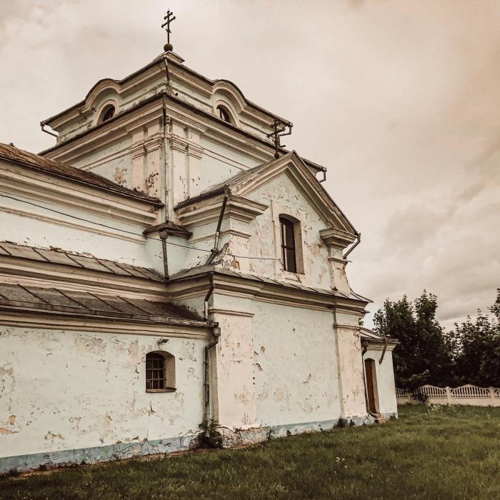 Свято-Михайлівська церква