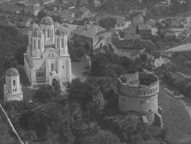 Острог, фото 1935 року