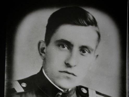 Микола Патієвич, 1945 рік