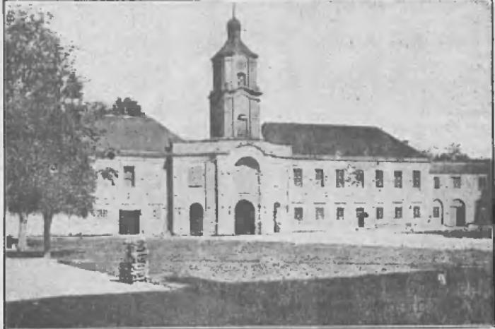 Замок Радзивіллів, фото Генрика Поддембського