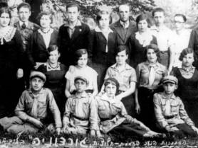 Любешівські євреї