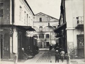 Вигляд на синагогу