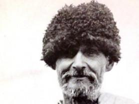 Поліщук у шапці. Фото 30-их років ХХ століття