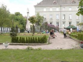 У Волинському краєзнавчому музеї відкрили музейний дворик