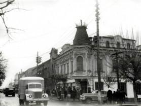 Вулиця Сталіна, 1956