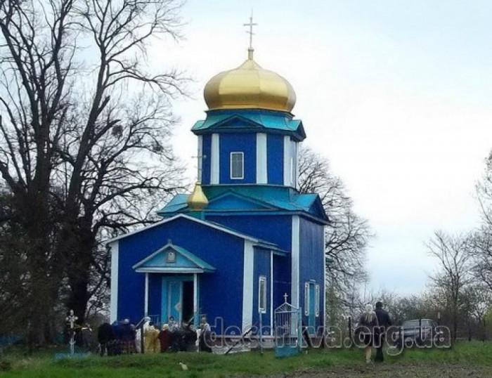 Церква. Линів, 2014 рік.