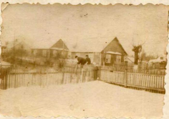 Вулиця Чернишевського. 1960 рік
