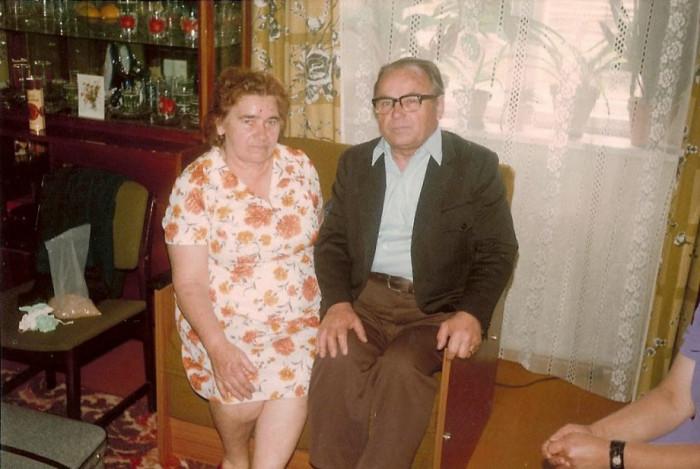Лідія Кушнірук та Михайло Чигрин