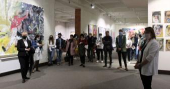 Персональна виставка Ігоря Кресака. Фото ілюстративне