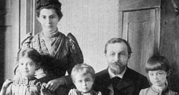 Сім'я Косачів