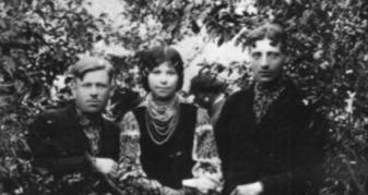 Молодь із села Литовеж