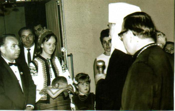 Михайло Чигрин зустрічає Йосипа Сліпого, 1968 рік