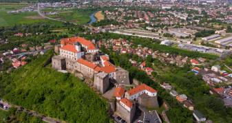 Історія та походження замку «Паланок»