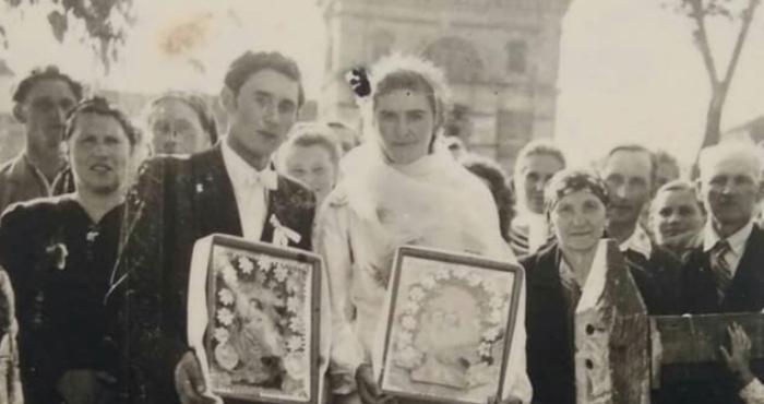 Весілля в Торчині