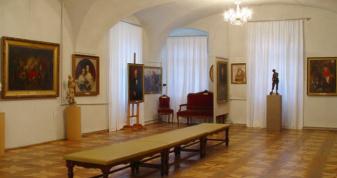 Експозиція Художнього музею Луцька