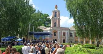 Фестиваль «Олицька переберія»