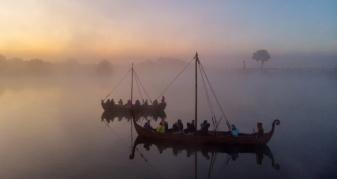 Фестиваль прадавніх човнів
