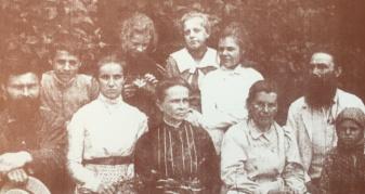 Запруддя, початок ХХ століття