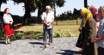 У селі Гончий Брід вшанували жертв польсько-українського конфлікту 1943-1944 років