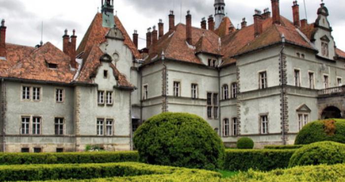 Палац Шенборнів, що на Мукачівщині, потребує реставрації