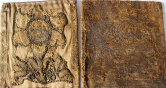 Знахідки із розкопок костелу бернардинів