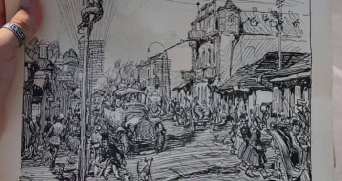 Сучасна вулиця Незалежності в Ковелі