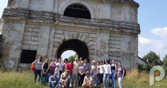 Волинська експедиція в Любешеві