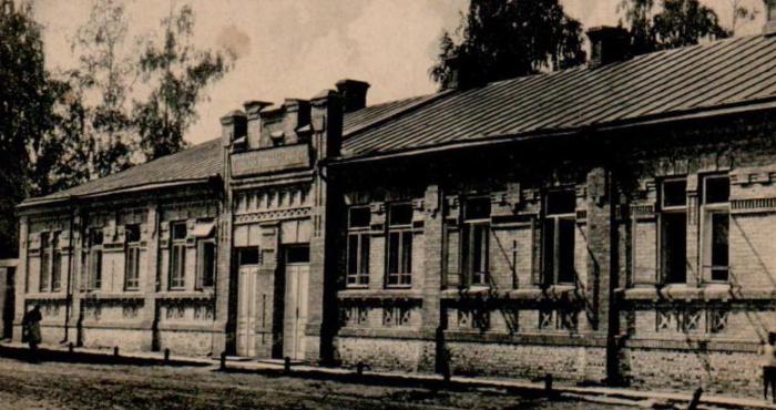 Міська чоловіча гімназія в Ковелі