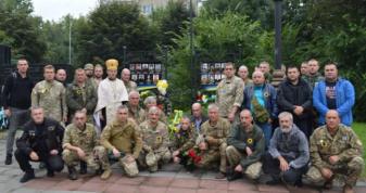 У Ковелі вшанували пам'ять загиблих захисників України