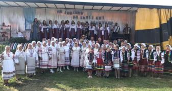 У суботу, 28 серпня в селі Запруддя відбувся фольклорно-літературний фестиваль «На гостину до тьоті Єлі»