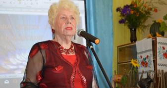 Ковельчанка Марія Батраченко презентувала книгу, де розповіла про дитинство у концтаборі в Австрії