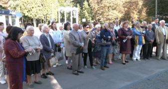 У Рівному вшанували пам'ять депортованих з етнічних українських земель