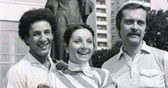 Яхія Хараши, Еліані Сабате та Іван Миколайчук