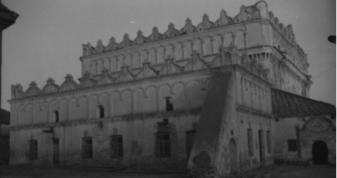 Велика синагога у Любомлі