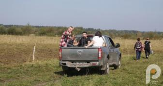 Маневичі, Старосілля та Четвертню відвідала Волинська експедиція
