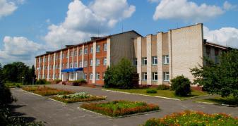 Школа у Дубечному