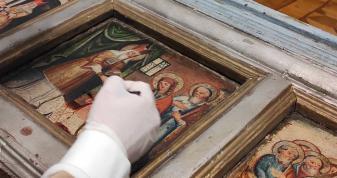 Твори острозьких іконописців