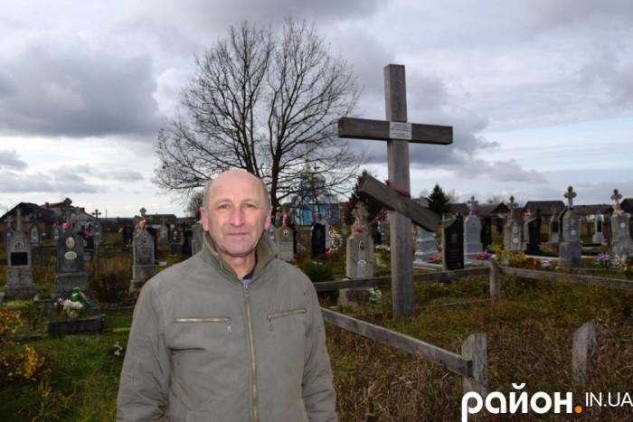 Микола Подзюбанчук, краєзнавець зі села Берестяне