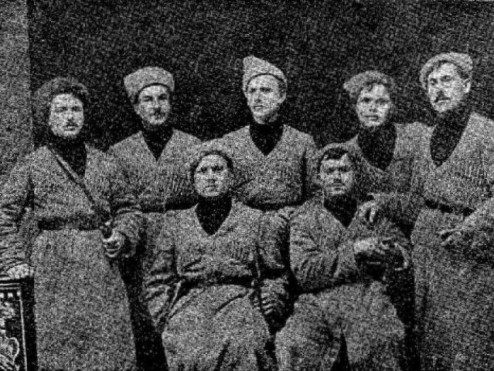 Володимир-Волинський бойовий загін Армії УНР, після відступу з рідного міста до Горохова, 1919 р.