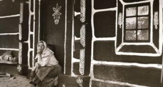 Лемківська хижа,1937 рік