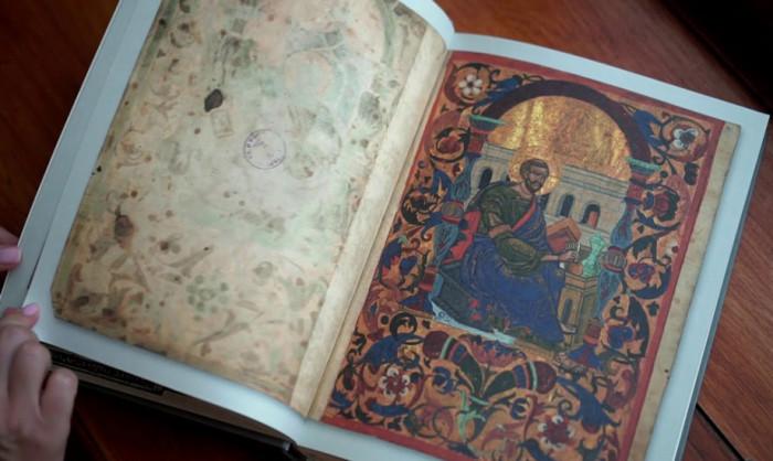 Холмське Євангеліє