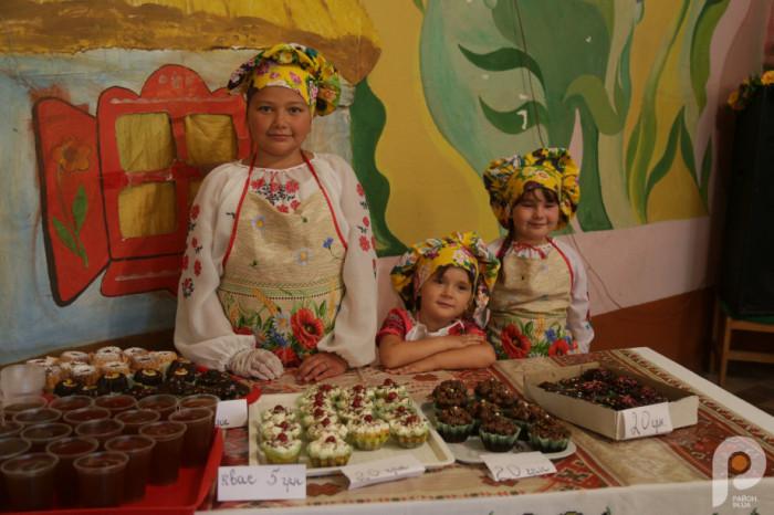 Продовжуючи традиції ярмаркування у Соколі