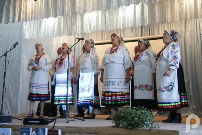Артисти будинку культури села Сокіл