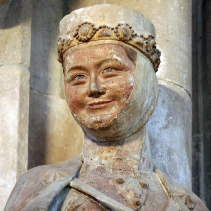 Агнеса Гогенштауфен – матір волинських князів і тітка німецького імператора