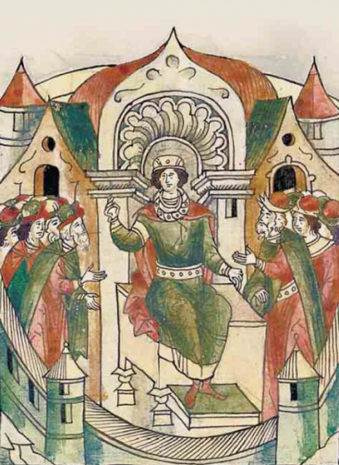 Перший Луцький князь Ярослав