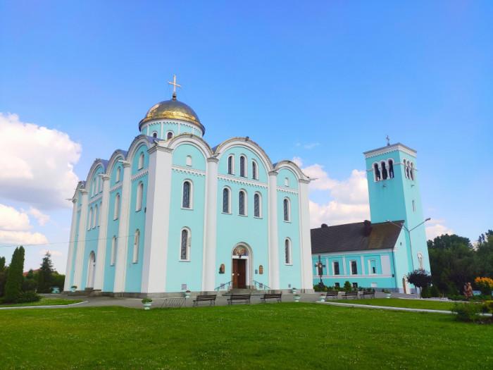 Свято-Успенський монастир у Володимирі, який заснував князь Мстислав