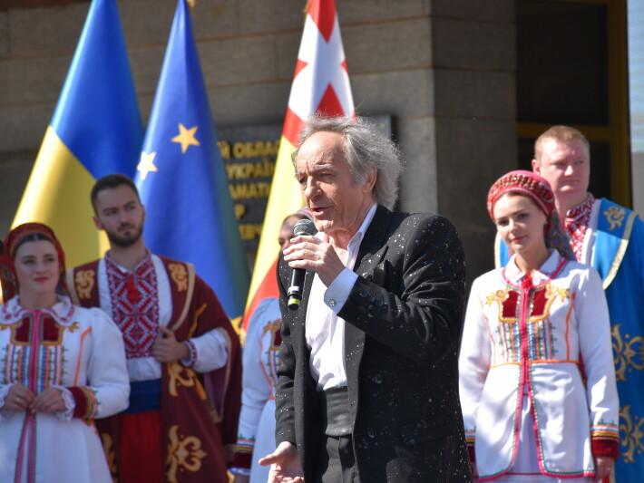 Василь Зінкевич у Луцьку 12 вересня 2020 року
